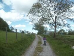 VTT : boucle d'Esbareich (Barousse)