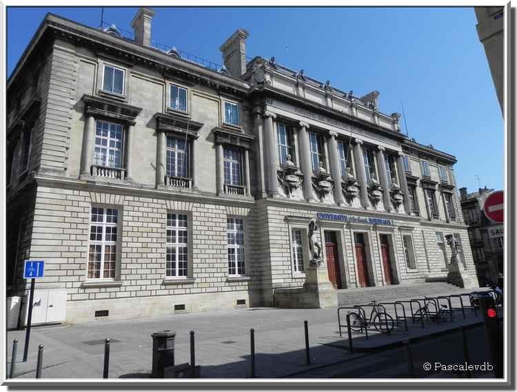 Bordeaux - Place de la Victoire