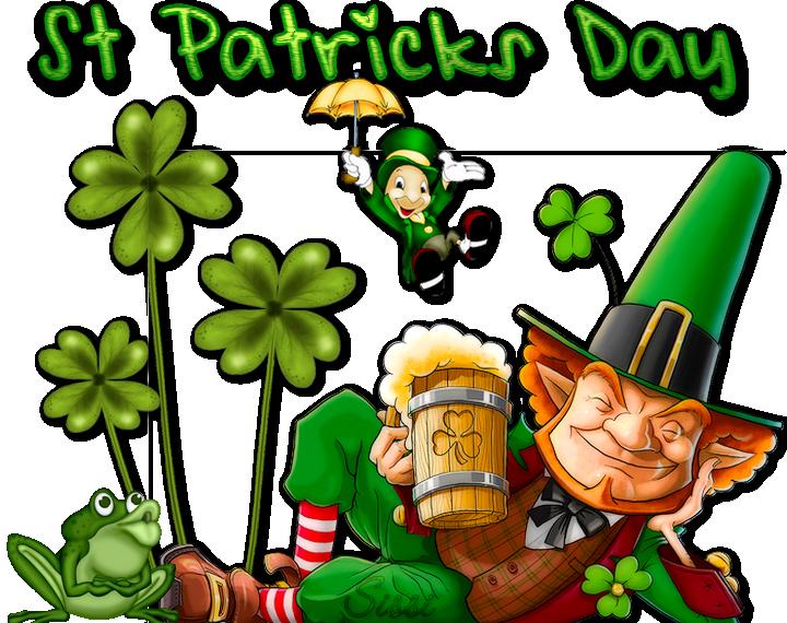 * 17 Mars la St Patrick *