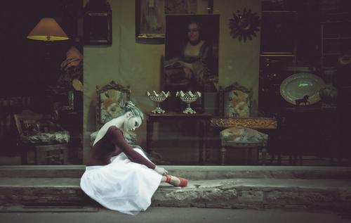 Ballerine | Série photographique