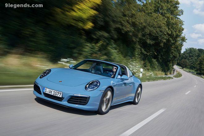 Porsche 911 Targa 4S Exclusive Design Edition-07