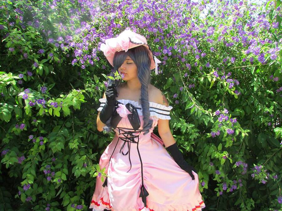 Photos : Cosplay de Lady Phantomhive