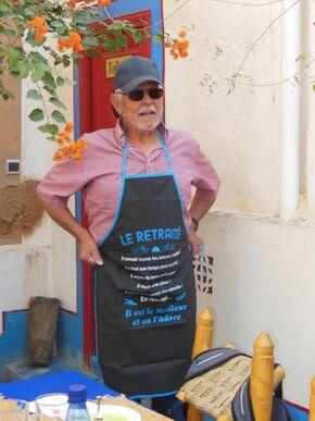 En cuisine Mr