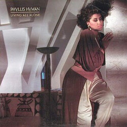 Phyllis Hyman - Living All Alone - Complete LP