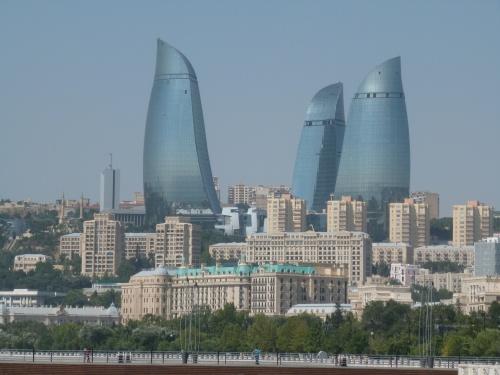 Sous le soleil azeri