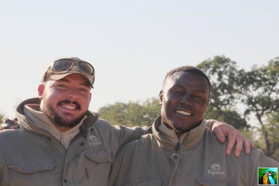 AFRIQUE  DU  SUD : Juin 2018: safari du matin suite : 2/2