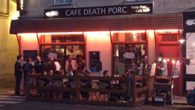 Café Death Porc