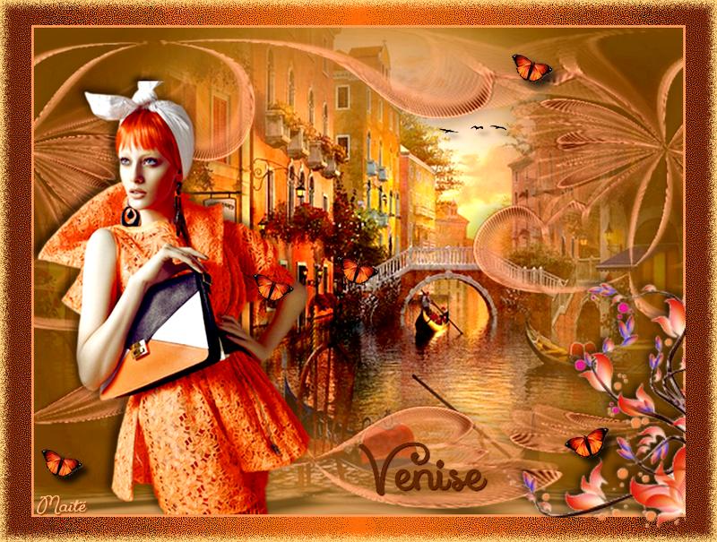 Promenade a Venise....