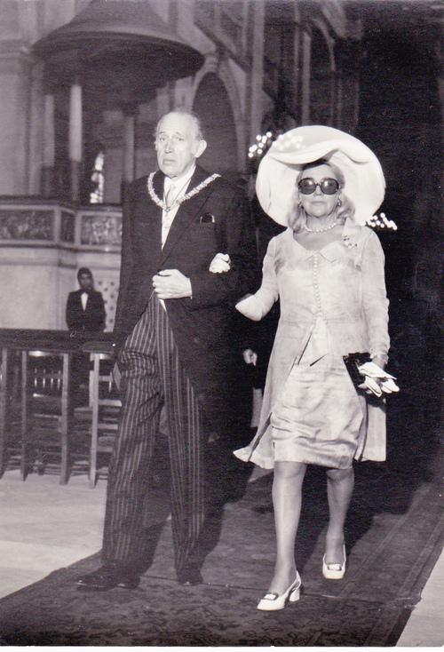 Don Jaime et Charlotte, Duchesse de Ségovie