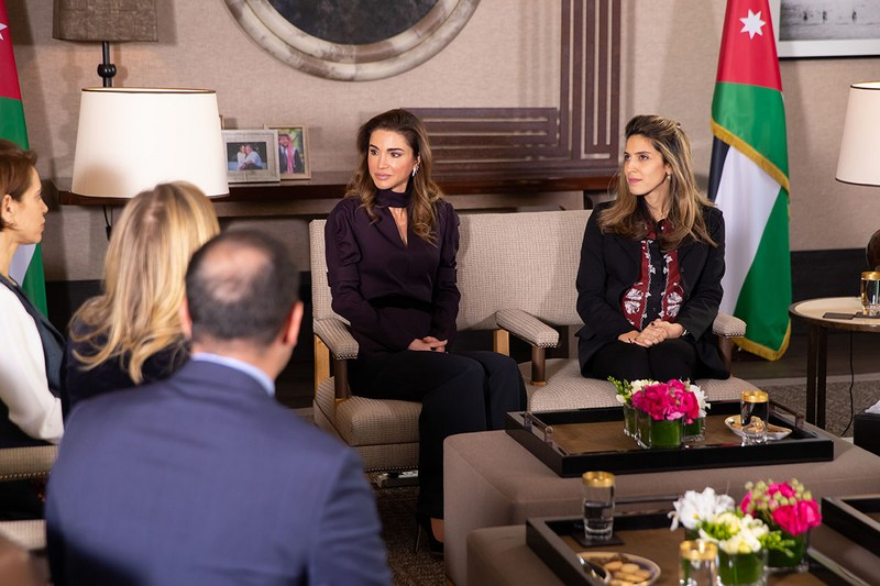 Queen Rania Award for Education Entrepreneurship