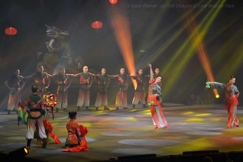 Cirque Phénix - Le Petit Dragon