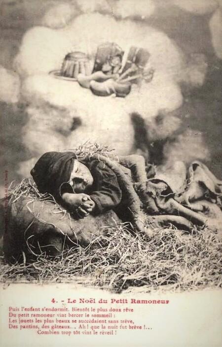 Le Noël du Petit Ramoneur » (imprimerie Bergeret.1902).