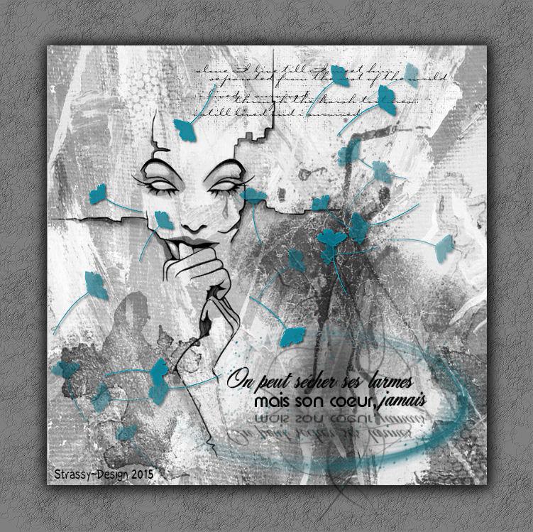 Visage 5 Design ou dessin - Chez Yolie
