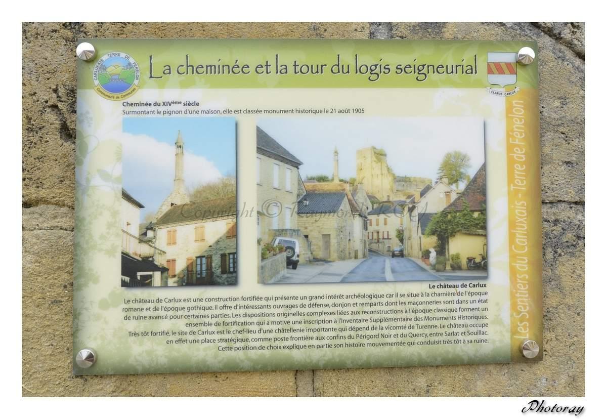 Carlux - Dordogne - Aquitaine -  12 Avril  2014
