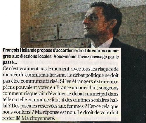 Sarkozy/Guéant : Même combat !