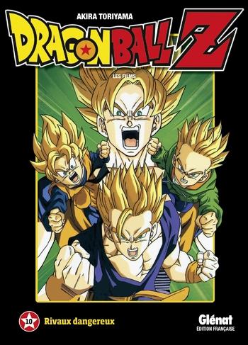 Dragon Ball Z - Film 10 Rivaux dangereux - Akira Toriyama