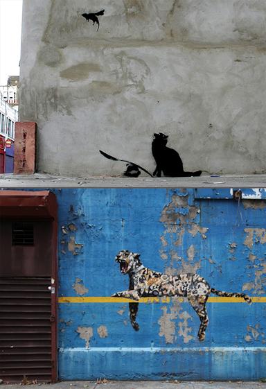 01 - Art street, chats!
