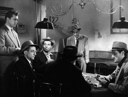 Du rififi chez les hommes, Jules Dassin, 1955