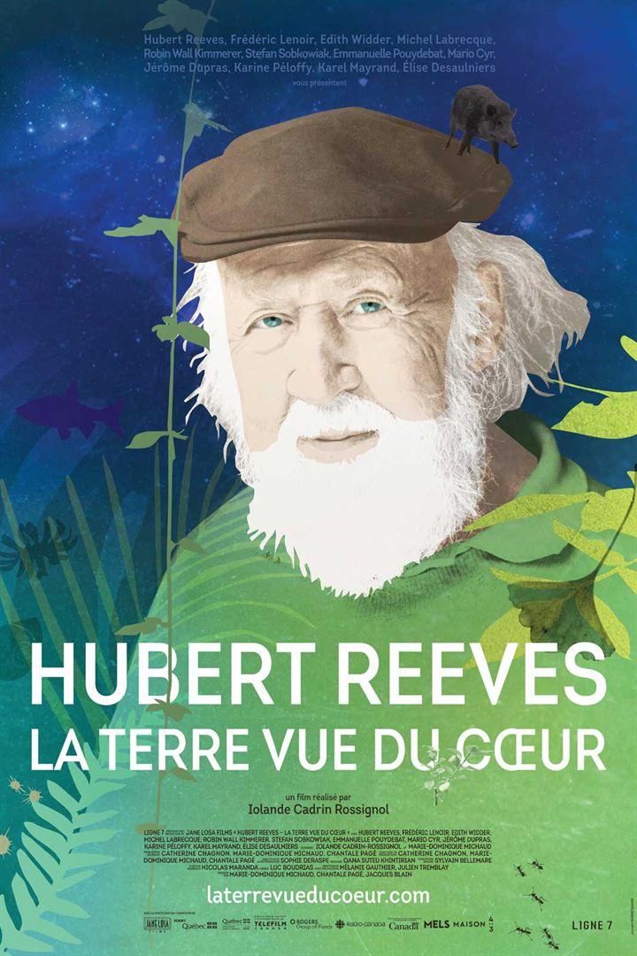 Hubert Reeves- La terre vue du coeur