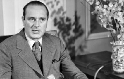 Chirac : dur de cheffer avec la crise économique