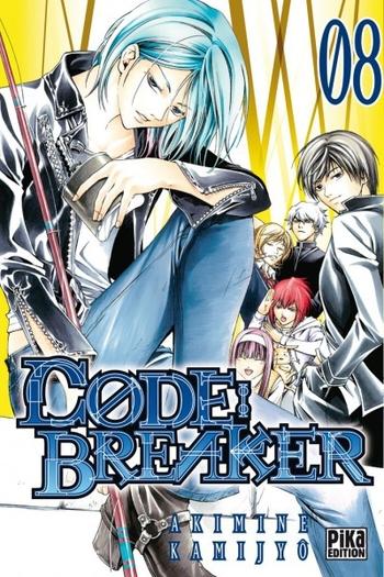 code breaker tome 8