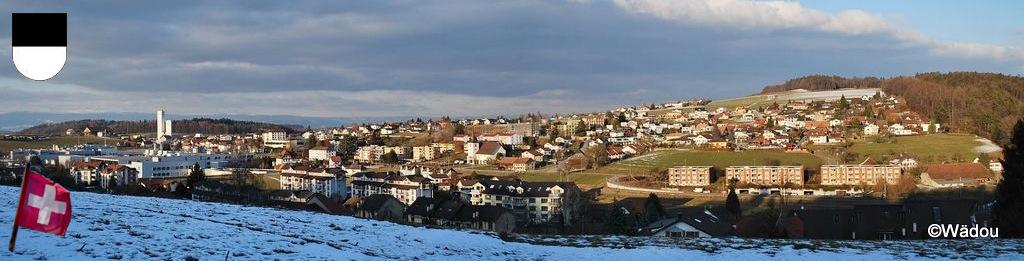 Courtepin notre village et environs