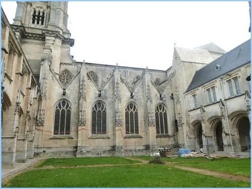 Cathédrale de Luçon en Vendée