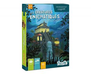 Créatures énigmatiques, un jeu des éditions Placote