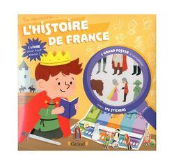 Je découvre l'histoire de France Grund