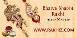 Send Rakhi Around The World with Aarav Rakhiz