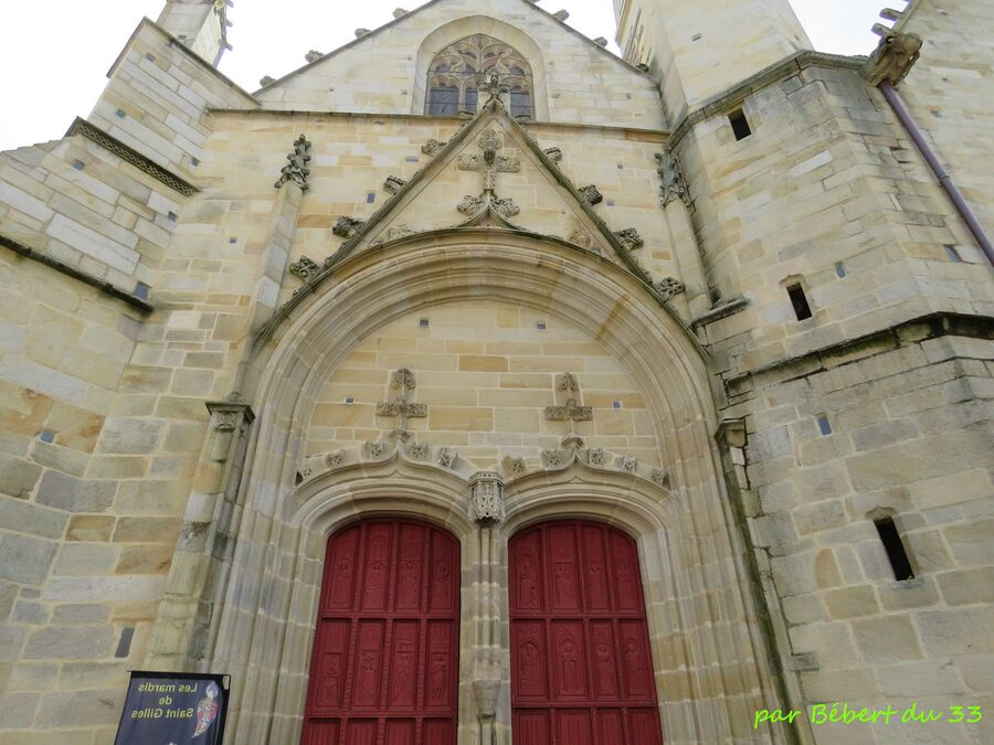 Malestroit dans le Morbihan