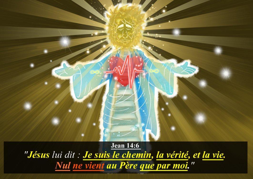 Jean 14:6 by alexpixels