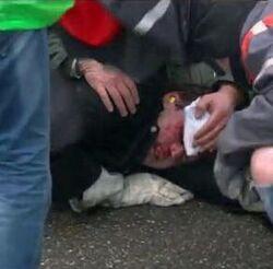 ArcelorMittal: un manifestant belge perd l'usage d'un oeil