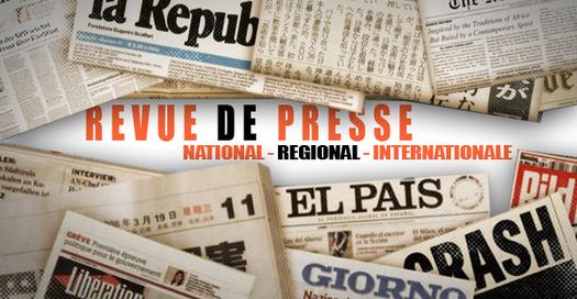 Revue de presse du mardi 3 juin 2014