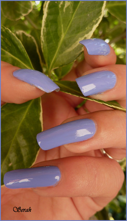 Swatch Gosh Lavender Love