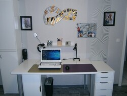 Ma nouvelle installation