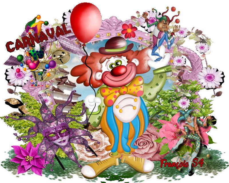 Défi pour Lilimaya Carnavalesque