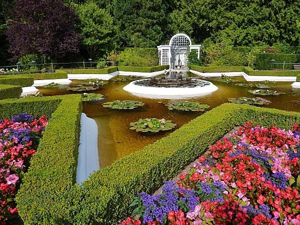 Jour 24 Butchart Gardens Italian