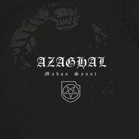 Nouvel album d'Azaghal !