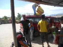 A travers l'Amazonas. De San Ignacio à Chachapoyas