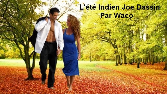L'été Indien    Joe Dassin    Par Waco