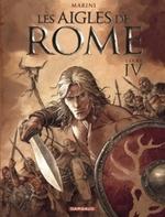Les Aigles de rome t4