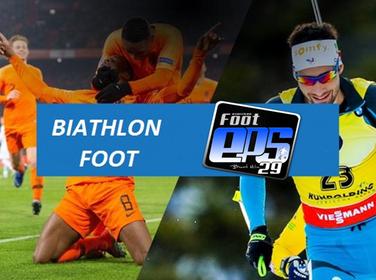 Exercice Biathlon/foot par Benoit MILIN ( BEF)