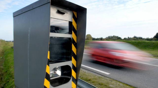 Flash avec une voiture de société : vous aurez le retrait de points
