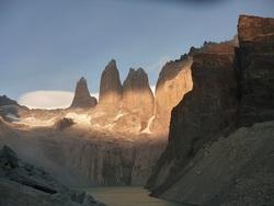 Trek dans le parc du Torres del Paine