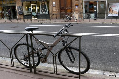 Toulouse : vélos en liberté !