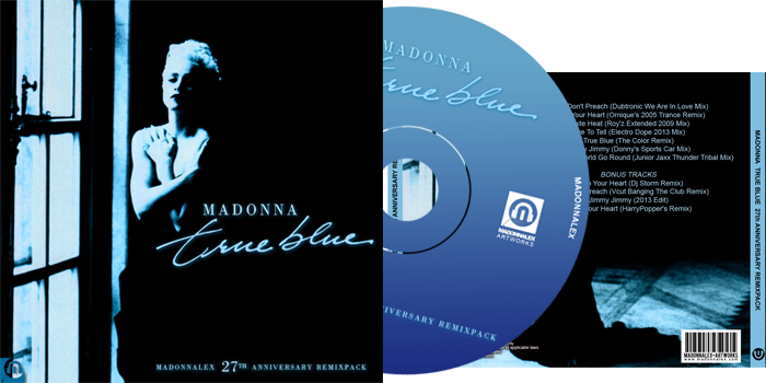 True Blue 27th Anniversary RemixPack
