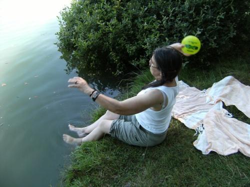 le lac de laives