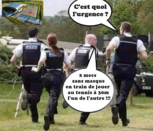 La France à l'heure du COVID