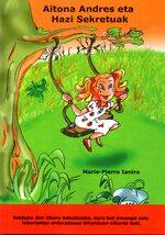 Le Secret de Pépé Terre, livre en version bilingue en français et en anglais